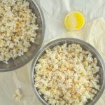 Perfect Stovetop Popcorn