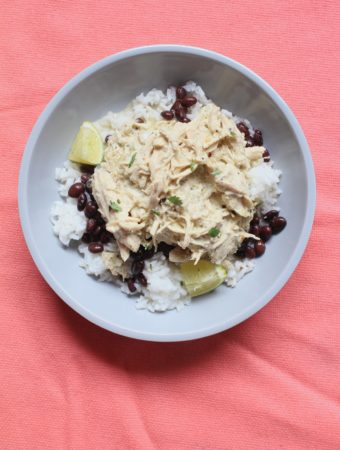 green chile chicken crock pot