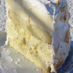 lemon ice cream cake