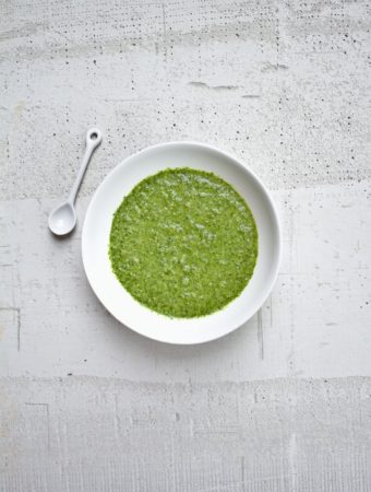 zhug (yemenite spiced green sauce)