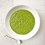 zhug spiced green sauce