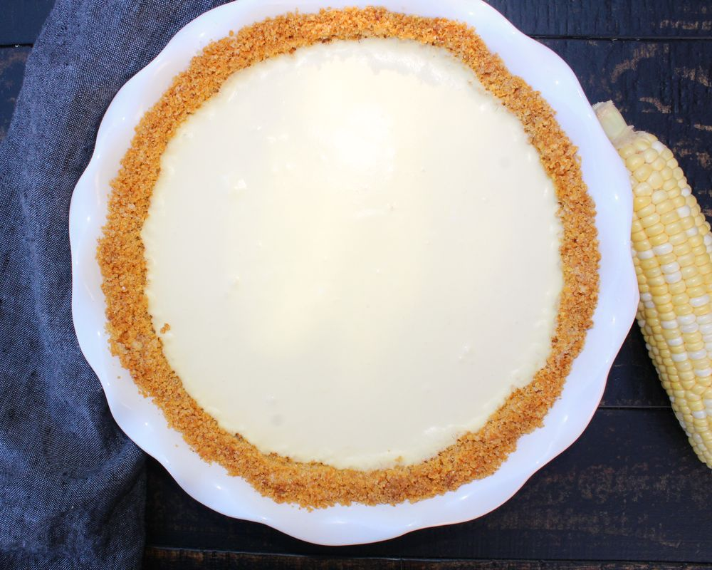 corn cream pie