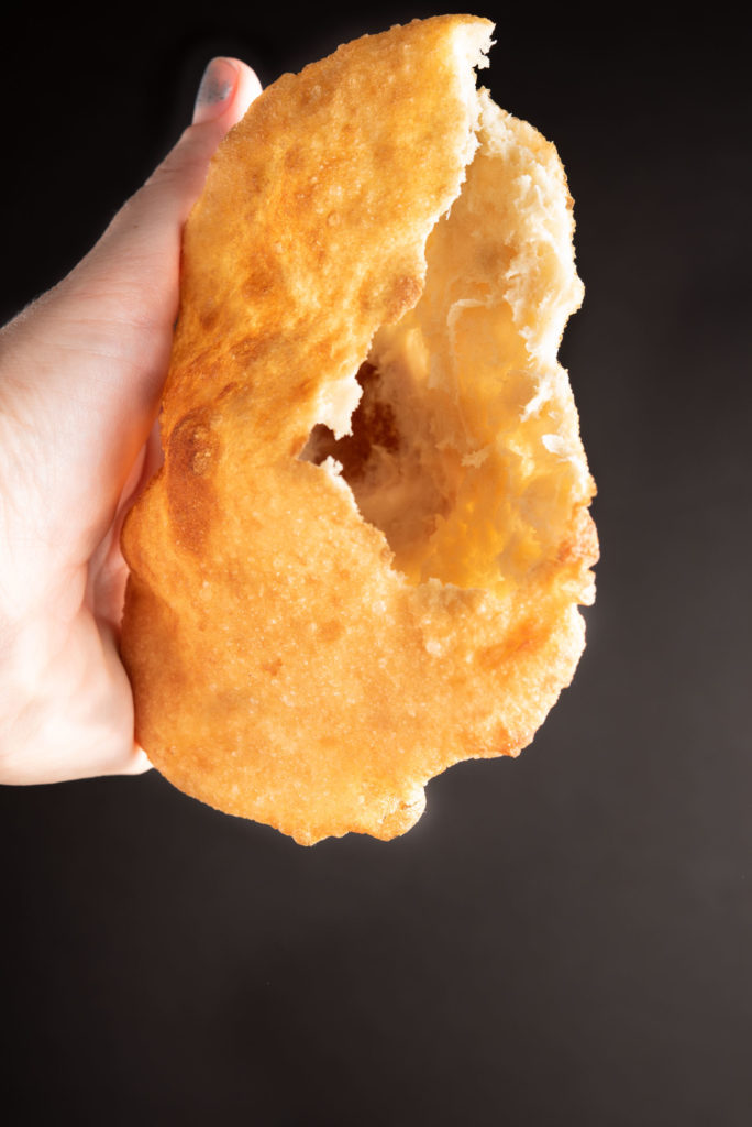 hollow best texture frybread