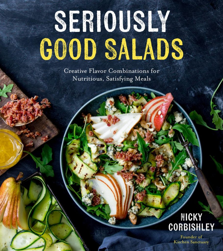 seriously good salads cookbook cover
