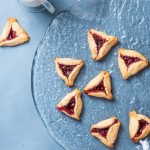 hamantaschen raspberry cookies