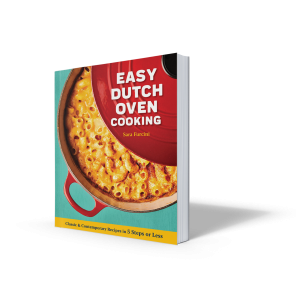 Easy Dutch Oven Cooking Cookbook